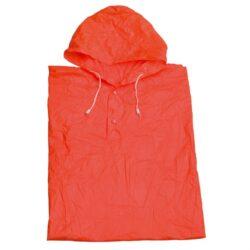 Regnslag-orange