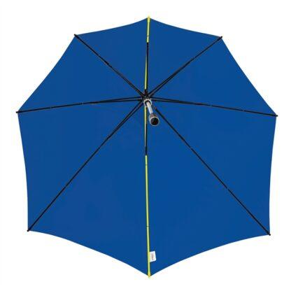 Senz navy storm paraply bagside