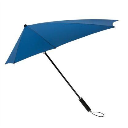 Senz navy storm paraply side