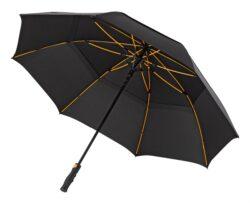 Storm paraply i glasfiber