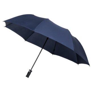 Stor taske paraply i navy